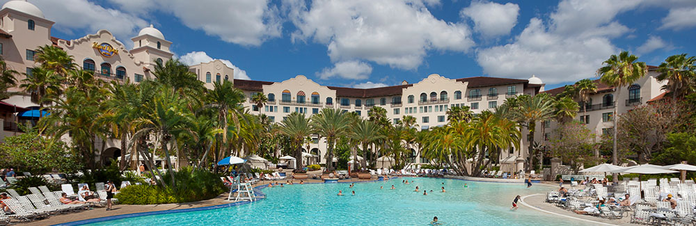 Hard Rock Cafe Hotel Universal Studios Florida