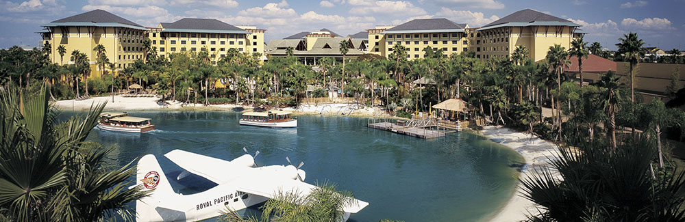 Expansion Of Loews Royal Pacific Resort