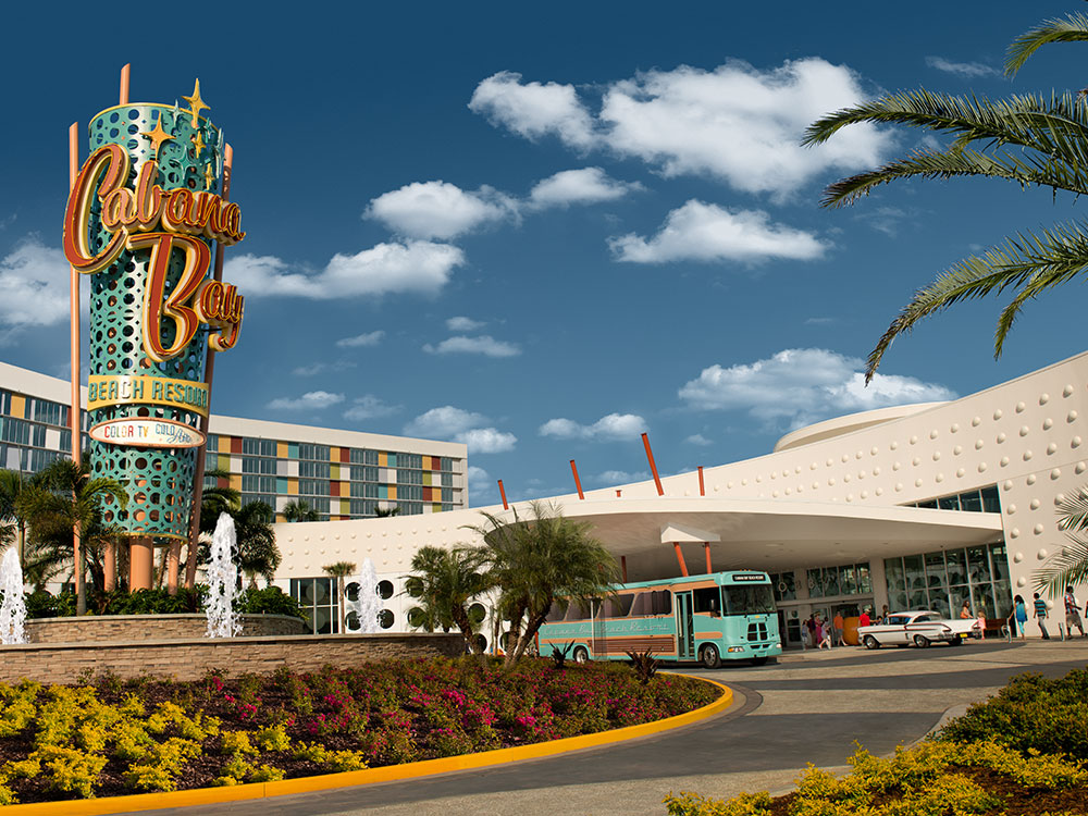 cabana bay beach resort image gallery