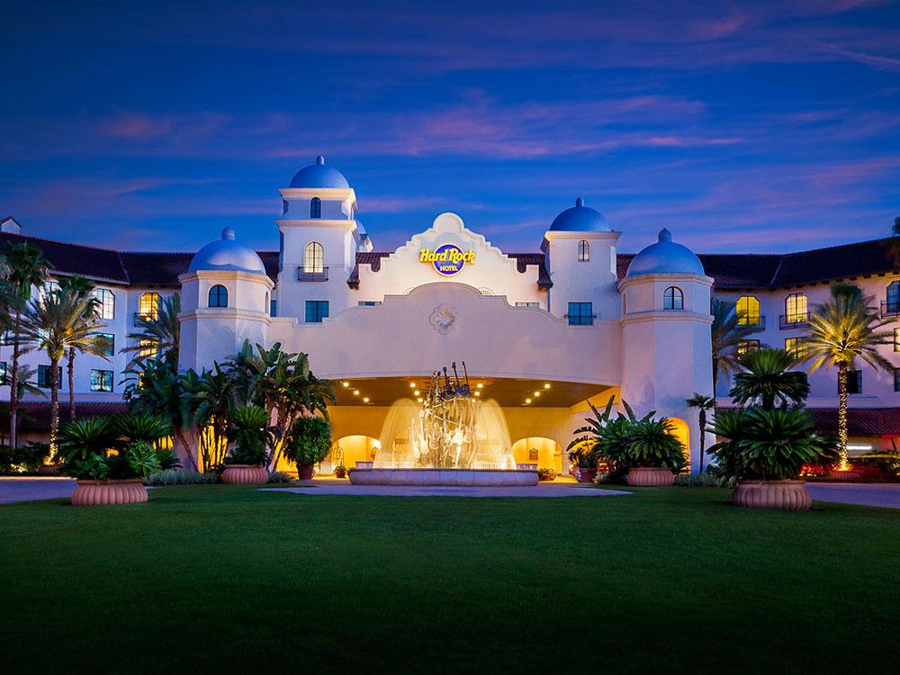 Meeting space at hard rock hotel universal orlando resort for Hotels universal orlando
