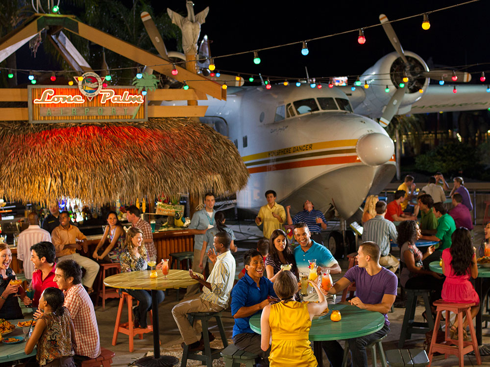 Casual Group Dining At Jimmy Buffett S 174 Margaritaville