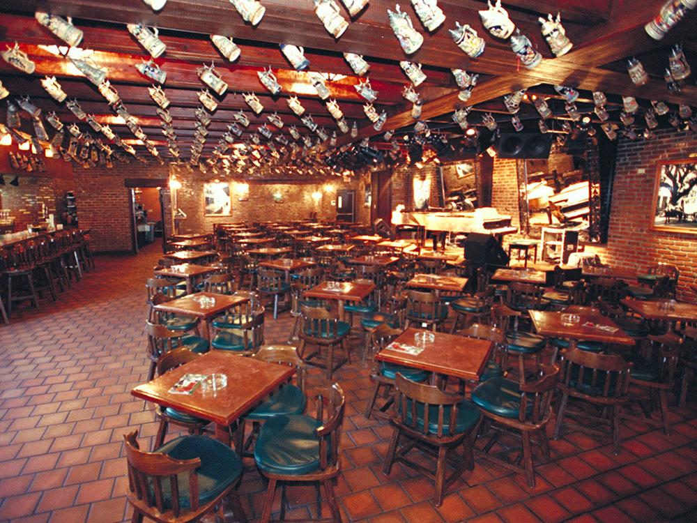 Obriens Restaurant Menu