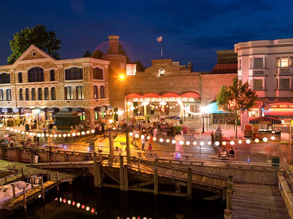 San Francisco Themed Event E Universal Orlando Resort