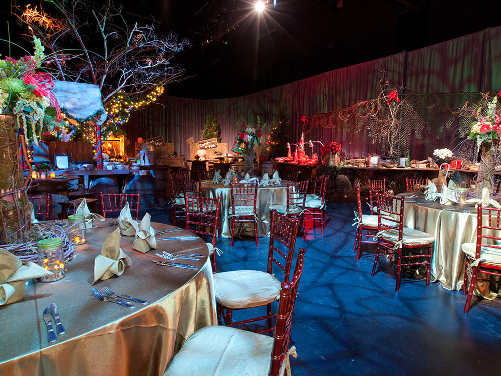 Action Packed Events At This Hollywood Themed Venue