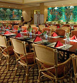 Islands Dining Room Your Attendees Can Sample A Variety Of Tropical Delights And Traditional