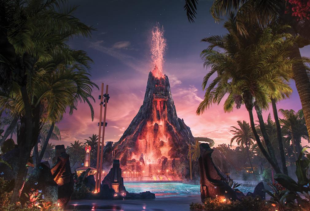 Event Venues at Universals Volcano Bay Universal Orlando Resort